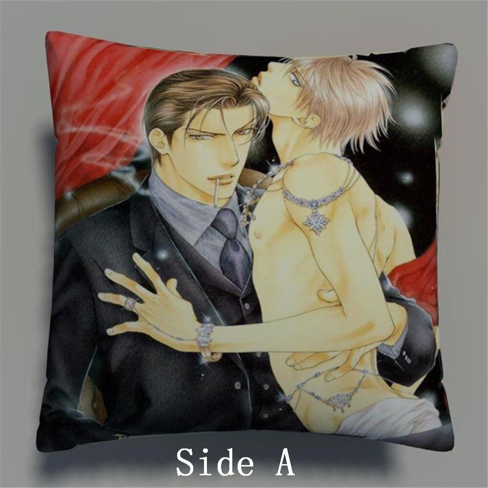 Amore Premio Nel Mirino Anime Manga Two Sides Pillow Cassa A Cuscino Copertura Otaku Cosplay Regalo New 472 Con Una Reputazione Da Lungo Tempo