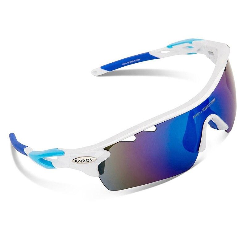 RIVBOS Polarized Sports Style Sunglasses Men Women Fishing ...
