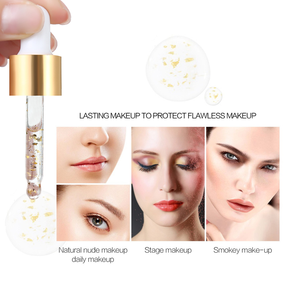 1pc Blur Primer Easy to Absorb Concealer Whitening Oil control Moisturizer Dropper design Foundation Primer Cosmetic in Primer from Beauty Health