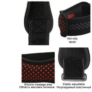 AOLIKES 1 шт. Регулируемый наколенник для сухожилия защита под давлением Поддержка слайдера rodilla Guard бадминтон бег