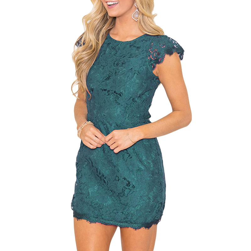 dress women sumer lace (6)