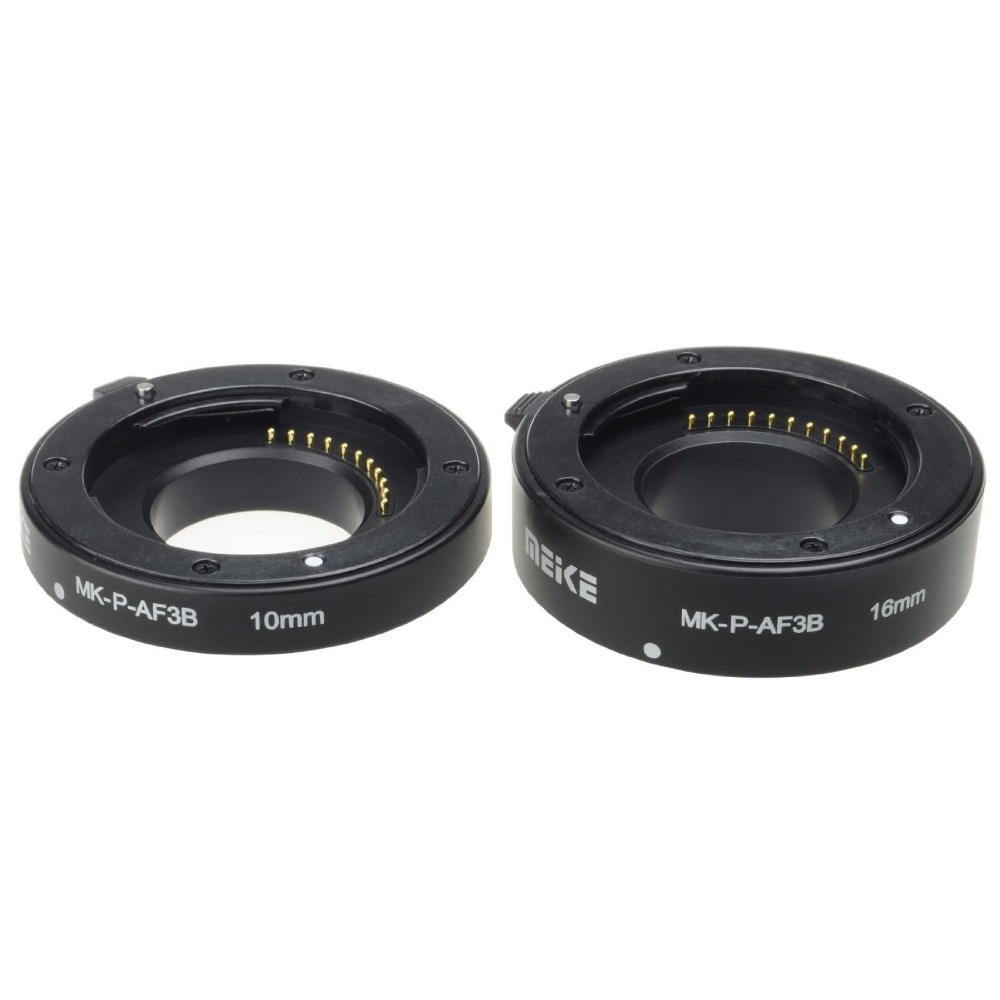 Image 2 - Mcoplus Macro AF Auto Focus Extension Tube Ring for panasonic lumix Olympus M4/3 Micro 4/3 Camera E M5 E PL6 GX1 GM5 G7 E PL7 G9-in Lens Adapter from Consumer Electronics
