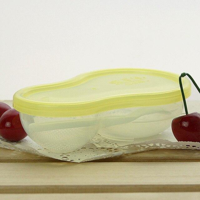 Baby bowl food grinding bowl dismembyator baby training bowl spoon lid f18
