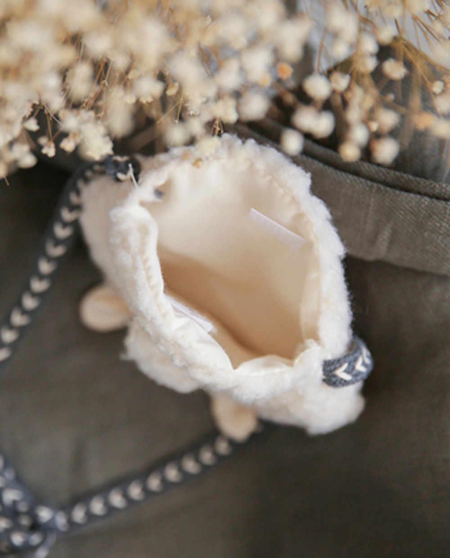 Meninas da forma Do Bebê Dos Cervos do Natal Moda crianças sacos Bonito Saco De Armazenamento Bolsa de Ombro Único do navio da gota