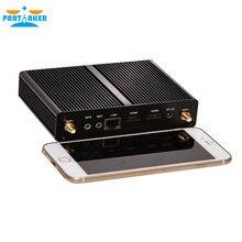 Más barato Mini Dual HDMI Windows o Linux Ordenador con Intel J1900 Procesador 300 M wifi