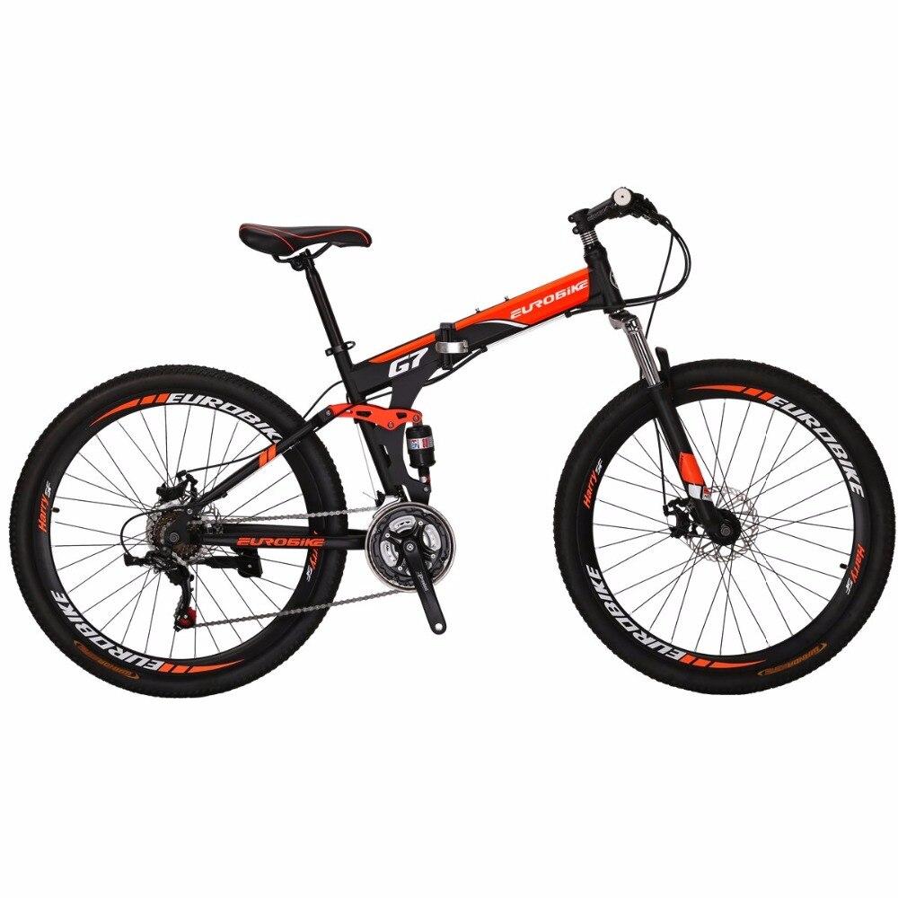 MTB Bike EUROBIKE G7 Bicycle 27.5