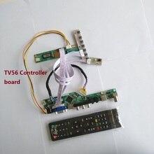 for B133EW01 V1 1 lamps 13.3″ Driver Board 20pin VGA AV TV HDMI USB Module Controller Digital Signal New 1280X800