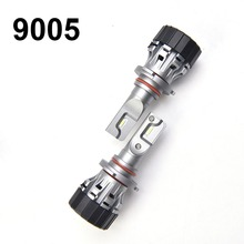 ECAHAYAKU 2X 3000K H4 LED H7 H11 HB4 H1 H3 HB3 Auto F1 Car Headlight Bulbs 72W 7600LM Styling 6000K fog light led automotivo