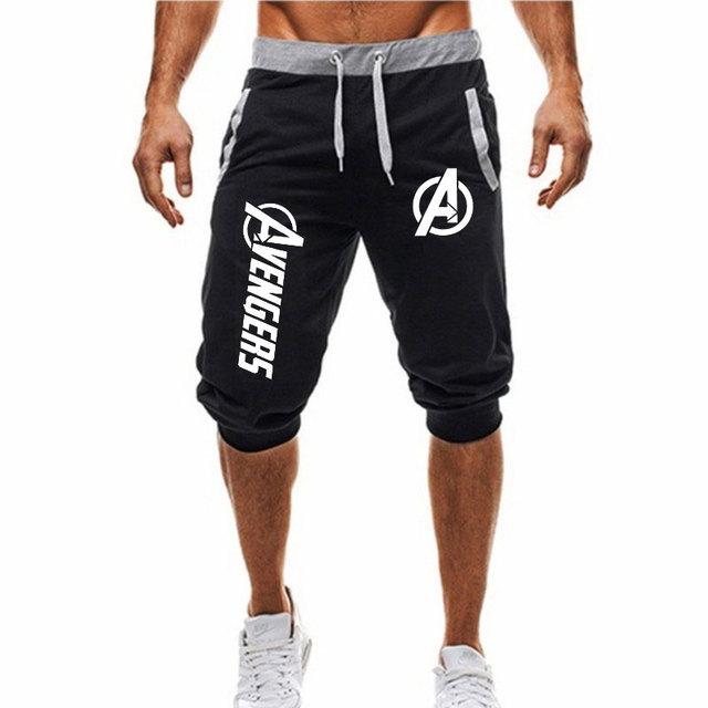 Comfortable Summer Fitness Shorts For Men