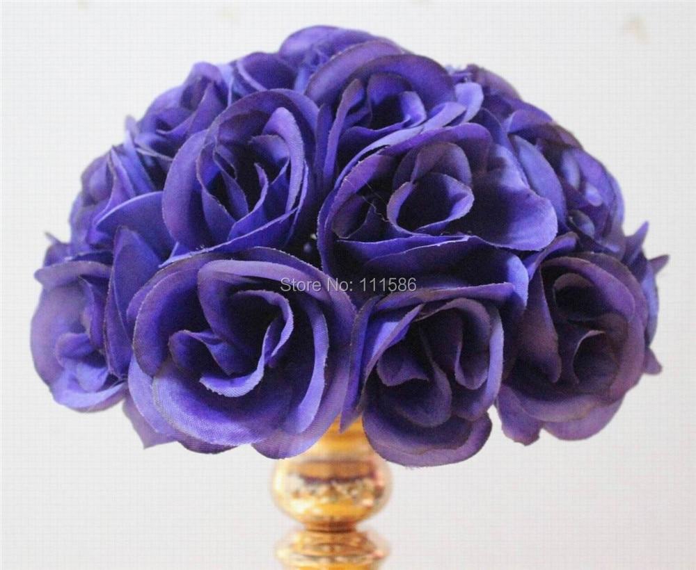 SPR Volný přepravní průměr 30cm Žádný list Umělá růže - Pro svátky a večírky