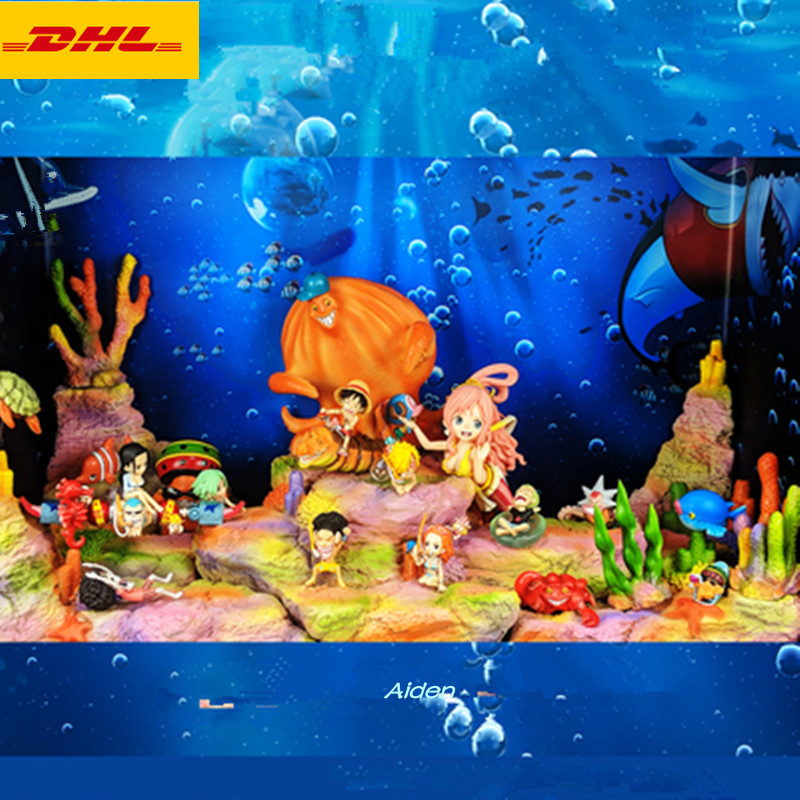 12 ONE PIECE The Fish Men Island Statue The Straw Hat Pirates Bust GK Action Figure Collectible Model Toy BOX Z39612 ONE PIECE The Fish Men Island Statue The Straw Hat Pirates Bust GK Action Figure Collectible Model Toy BOX Z396