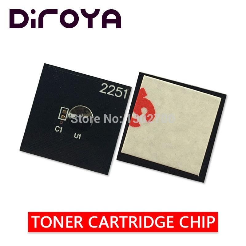 20x EU 70 K/30 K TK8705 TK-8705K TK-8705C TK-8705M тонер-картридж чип для Kyocera TASKalfa 6550ci 7550ci 6551ci 7551ci