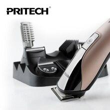 PRITECH 6 In1 Hair Cutting Machine Hair Clipper Hair Trimmer