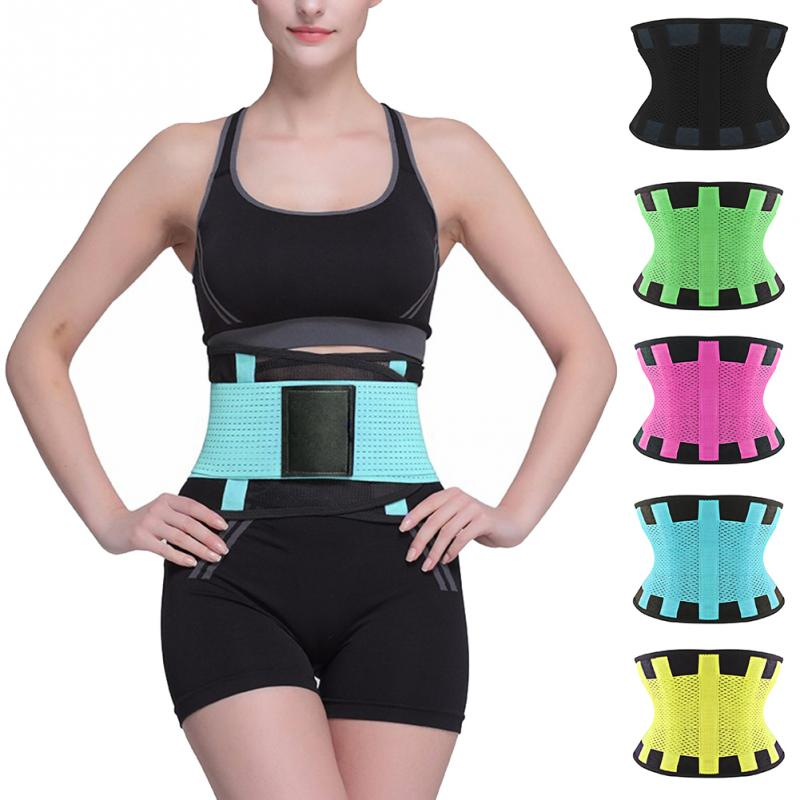 0820ea652a Corset Breathable shapers for women slimming body shaper waist Belt girdles  Firm Control Waist trainer plus size Shapwear-in Bustiers   Corsets from ...