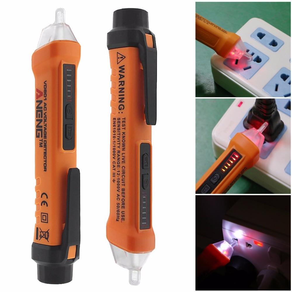 Mains Tester /& Digital Circuit Tester Screwdriver Set Electrical 12-250 Volts