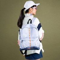 Fashion High Quality Women Canvas Backpacks Painting Pattern Lady Trip Laptop Bagpack School Bookbags for College