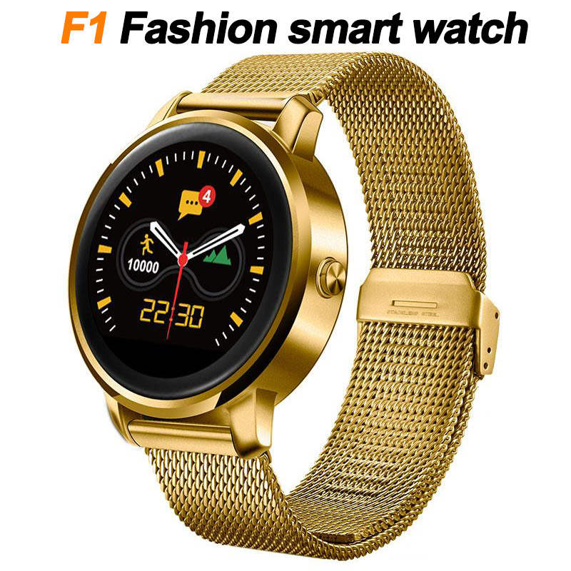 F1 Smartwatch Mobile Phone Smart font b Watch b font For Android Apple IOS Touch Bluetooth