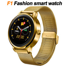 F1 Smartwatch Mobile Phone Smart Watch For Android Apple IOS Touch Bluetooth Sleep Monitor Reminder Music 3axis Remote Camera V8