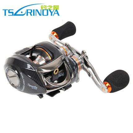 ФОТО Trulinoya High Quality SuPai Right or Left Baitcasting Fishing Reel 11 BBs Water Drop wheel Freshwater fishing
