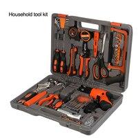 82 pcs of household tool kit set hardware tools set of plumber repair combination car repair equipment