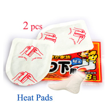 P4PM Heat Pads Warm Keeper Patch Wrap Foot Care Sticker Winter Self-heat Pack
