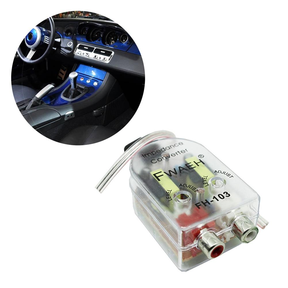 уровня линии конвертер; ЦАП; радио; автомобильный радиоприемник;