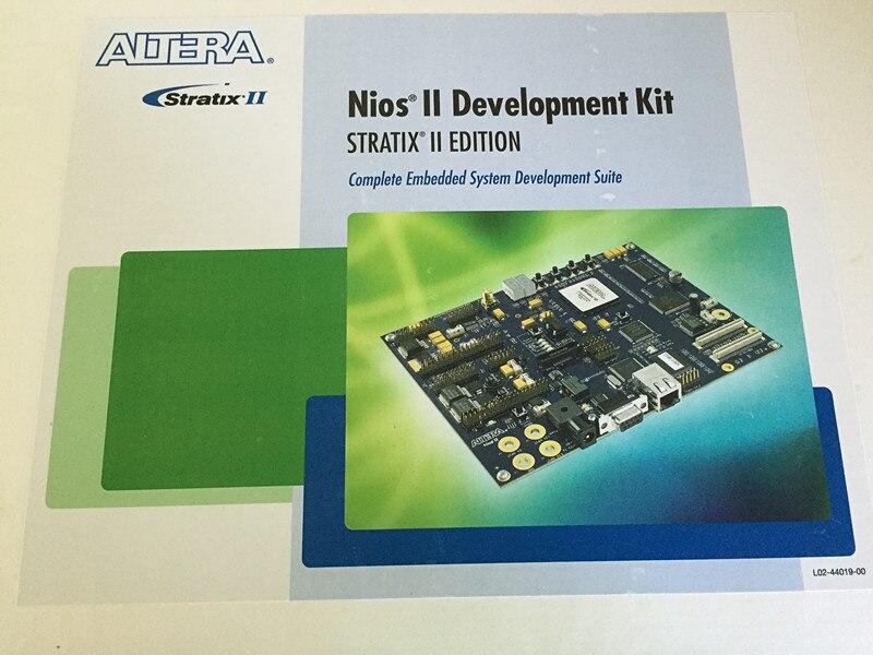ALTERA Original FPGA Development Board DK-NIOS-2S60 Stratix II EP2S60