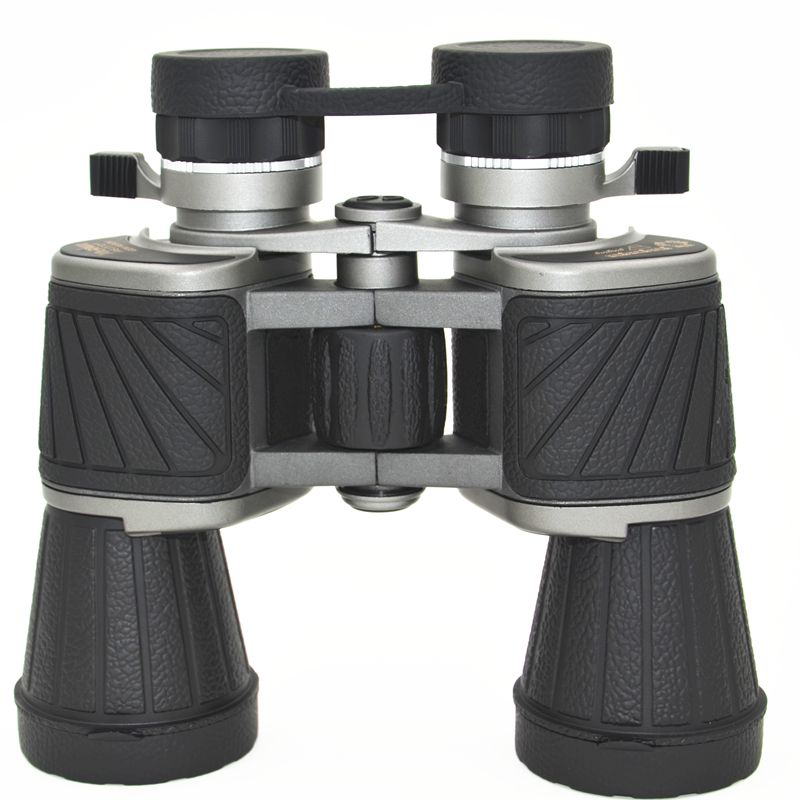 BAIGISH CC10X50 BAK4 Binoculars Telescope High quality Hd wide-angle Central Portable Low light level Night Vision Not Infrared 8x magnification high quality central zoom bak4 low light night vision binoculars telescope 8x42