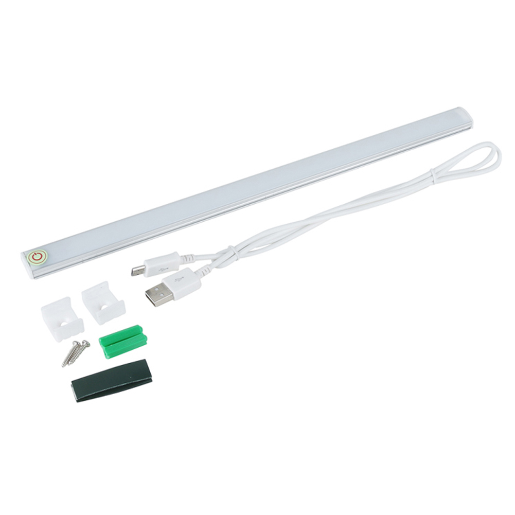 LED Touch Sensor Küche Schrank Licht Lampe DC 5 v Kleiderschrank ...