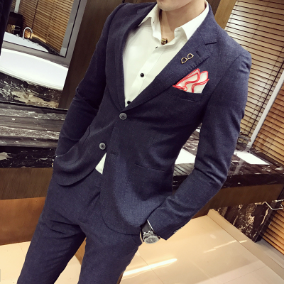 Gwenhwyfar Slim Fit Wedding Groom Tuxedos for Singer Mint Green Prom Man Suit Gold Lapel 2