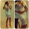 2016 Custom Size Celebrity Dresses Straight Prom Dress With Jacket V Neck Vestidos De Fiesta