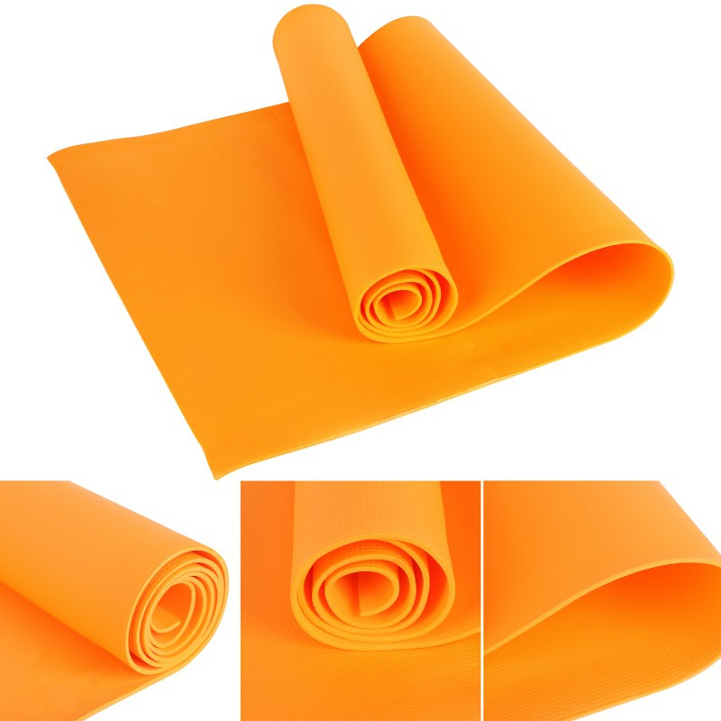 6MM EVA Yoga Mats Anti-slip Blanket EVA Gymnastic Sport Health Lose Weight Fitness Exercise Pad Women Sport Yoga Mat Adults Kids