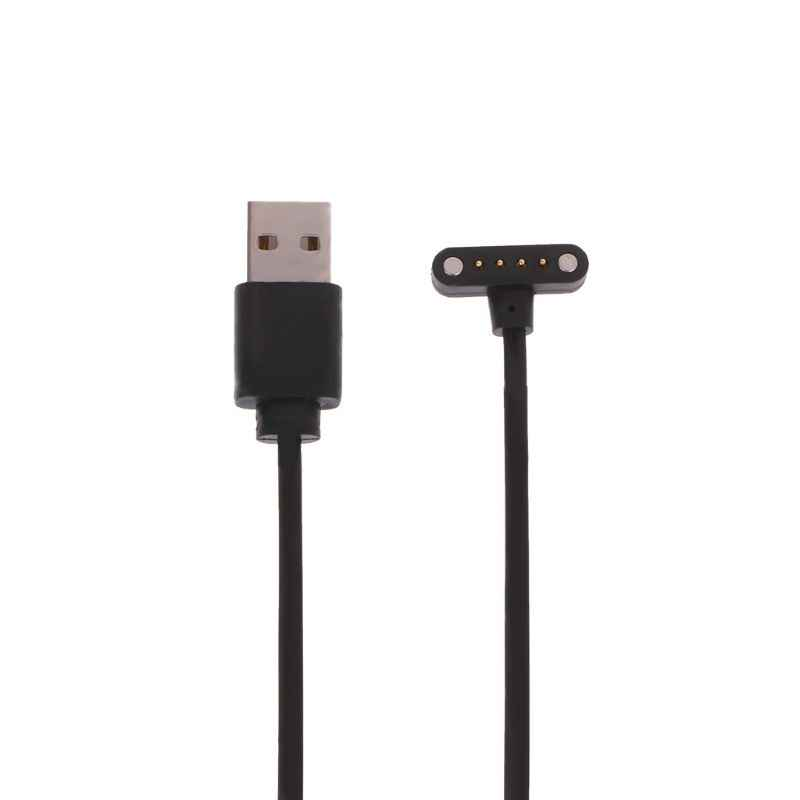 Smart Watch Magnet Charging USB 4 Pin Magnetic Chargering Cable for DM98