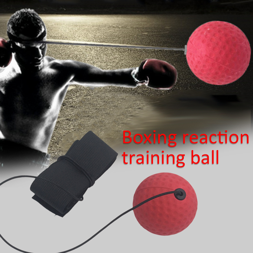 все цены на Boxing Punching Equipment Fight ball Boxeo Training Accessories lomachenko Speed Ball Muay Thai Trainer Quick Response Ball