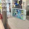 2016 Обновление Nano Всасывающая Крышка Адсорбировать Анти гравитации coque обложка чехол для iphone 5 5s 6 6 s/плюс