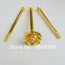 wholesale New collection rose 3 layer of gold collocation style cake stand processing/accessories/kitchen equipment home decor
