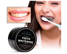 купить Teeth Whitening Powder Activated Coconut Charcoal Natural Teeth Whitening Charcoal Powder Tartar dental Hygiene Cleaning Tools дешево