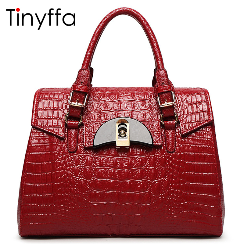 Tinyffa Women bag designer handbags high quality hobos shoulder bags women messenger bag famous brands women leather handbags