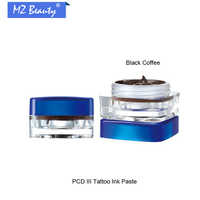 Professional Permanent Makeup Ink Supply For Eyebrow Lip Make up Skin Colors PCD III Tattoo Ink Pigment tattoo paste