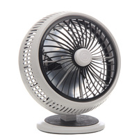Mute Slient Electric Minin Fan Student Dormitory Household Energy saving Desk Clamp Fan Fashionable Natural wind 220V