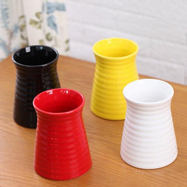 Aliexpress Buy Vase Decoration Home Modern Fashion White Red