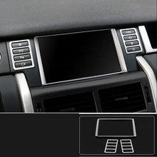 Lsrtw2017 abs Автомобильная Панель навигации экран планки для