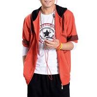 Модные мужские толстовки из флиса Мужские брендовые толстовки Костюмы уличная одежда в стиле хип хоп с большими карманами Большие размеры