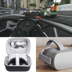 Image 5 - New Shockproof Hard Protective EVA Case Handbag Box for Oculus Go VR Glasses