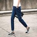 2016 de Primavera y Otoño Pantalones Vaqueros Súper Buena Versión