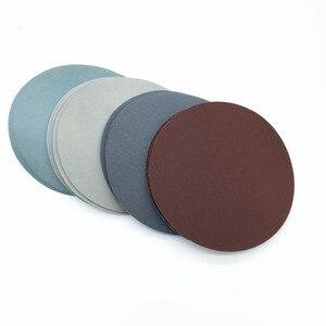 Image 2 - 30ps 125mm /5 Inches Grit 1000 /1500 /2000 /3000/ 5000/ 7000 Sanding Discs Hook Loop Sandpaper Round Sandpaper Disk Sand Sheet