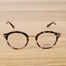 Women And Men Luxury Vintage Design Glasses Frame Clear Lens Male Female Casual Optical Eyewear Frame Trendy Cool Spectacles