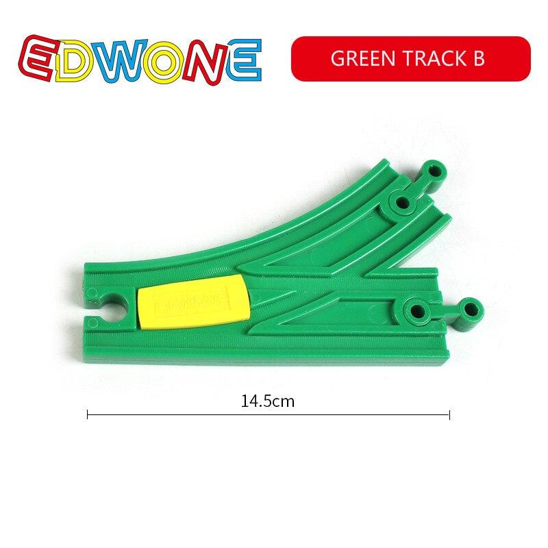GREEN TRACK B 1