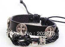Лидер продаж браслеты из искусственной кожи нового типа с изображением