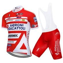 Быстросохнущая команды Vélo Андро Для мужчин Ропа велосипедов Спортивная рубашка одежда для езды на велосипеде про Майо Culotte 9D велосипед шорты